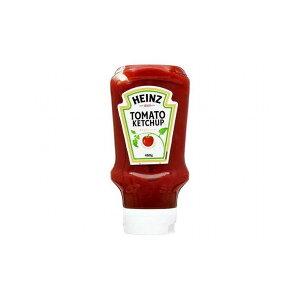 【まとめ買い】 ハインツ トマトケチャップ 逆さボトル 460g x10個セット まとめ セット まとめ売り セット売り 業務用(代引不可)【送料無料】