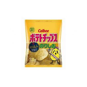 【まとめ買い】 カルビー ポテトチップス のりしお 小袋 28g x24個セット 食品 セット セット販売 まとめ(代引不可)【送料無料】