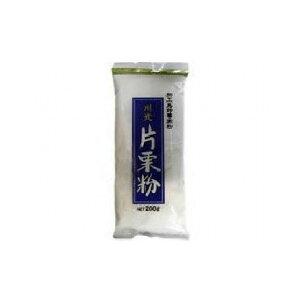 【まとめ買い】 川光 片栗粉 200g x6個セット 食品 セット セット販売 まとめ(代引不可)【送料無料】