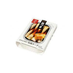 【まとめ買い】 K&K 缶つまプレミアム 和風サーディン EO缶 105g x6個セット 食品 まとめ セット セット買い 業務用(代引不可)【送料無料】