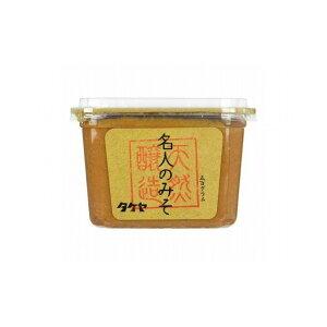 【まとめ買い】 タケヤ味噌 名人のみそ カップ 500g x6個セット 食品 まとめ セット セット買い 業務用(代引不可)【送料無料】