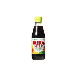 【まとめ買い】 ミツカン 味ぽん MILD 360ml x12個セット 食品 まとめ セット セット買い 業務用(代引不可)【送料無料】