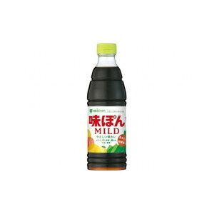 【まとめ買い】 ミツカン 味ぽん MILD 600ml x12個セット 食品 まとめ セット セット買い 業務用(代引不可)【送料無料】