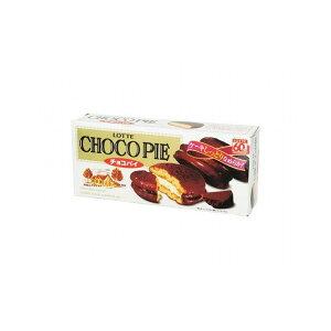【まとめ買い】 ロッテ チョコパイ 6個 x5個セット まとめ セット まとめ販売 セット販売 業務用(代引不可)【送料無料】