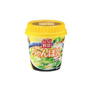【まとめ買い】 アサヒ おどろき野菜 ちゃんぽん カップ 25.5g x48個セット まとめ セット まとめ販売 セット販売 業務用(代引不可)【送料無料】