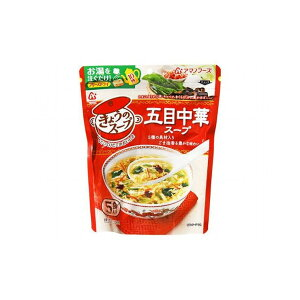 【まとめ買い】 アマノフーズ きょうのスープ五目中華スープ5食 35g x6個セット まとめ セット まとめ売り セット売り 業務用(代引不可)【送料無料】
