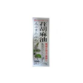 【まとめ買い】 紅花食品 荏胡麻油 170g x12個セット まとめ セット まとめ売り セット売り 業務用(代引不可)【送料無料】