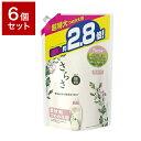 【6個セット】 P&G サラサ柔軟剤 詰替え超特大サイズ 1,250ml まとめ売り セット販売 まとめ販売 セット売り 業務用 …
