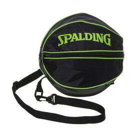 SPALDING スポルディング ボールバッグ 49-001LG バスケットボール【ポイント10倍】