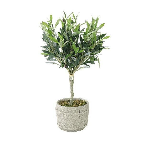 スパイス(SPICE) 観葉植物 フェイクグリーン イミテーションフラワー 造花 DECOR IMITATION OLIVE Lサイズ(代引不可)【ポイント10倍】【inte_D1806】