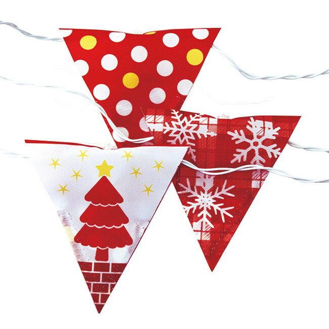 ファンファンLEDバナー クリスマス(代引不可)【ポイント10倍】【送料無料】【smtb-f】