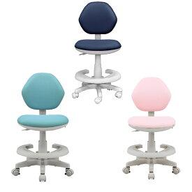 学習チェア ジャンプ5 布 ネイビー ブルー ネイビー イス 学習椅子 勉強椅子 勉強チェア 学習チェアー (代引不可)【ポイント10倍】【送料無料】