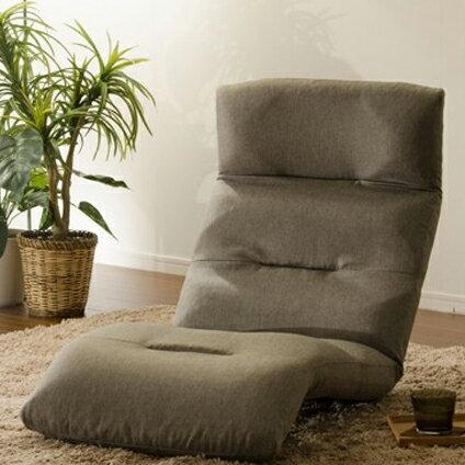 日本製 国産 座椅子 コンパクト フロアチェアー チェア 和楽の雲 2タイプ リクライニング付き(代引不可)【ポイント10倍】【送料無料】