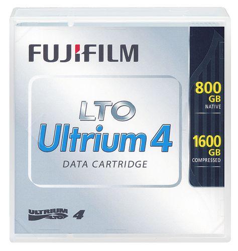 <LTOテープ>富士フイルムコンピューターメディア( LTO Ultrium 4 / 非圧縮時800GB・圧縮時1.6TB ) LTO FB UL-4 800G U(代引き不可)【ポイント10倍】