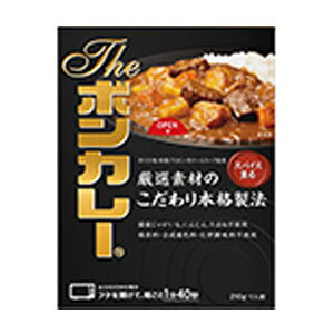 【ケース販売】大塚食品 ザ・ボンカレー 210g 30個 食品 カレールー レトルトカレー 箱買い ケース売り