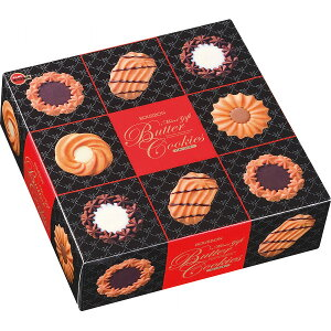 ブルボン ミニギフトバタークッキー缶 31168 お菓子(代引不可)