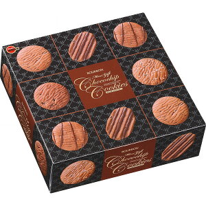 ブルボン ミニギフトチョコチップクッキー缶 お菓子(代引不可)