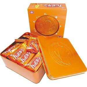 亀田製菓 ハッピーターン缶(24枚) 10066 お菓子(代引不可)