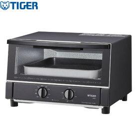 タイガー魔法瓶 オーブントースター やきたて KAM-S130KM マットブラック トースター 小型 コンパクト 1300W【送料無料】