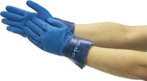 ショーワ No750ニトロ-ブ LLサイズ【NO750-LL】(作業手袋・ニトリルゴム手袋)