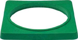 サンコー 樹脂製カラーコーンベット(2.0kg)緑 8Y0085