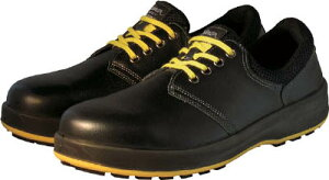 シモン 安全靴 短靴 WS11黒静電靴 26.5cm WS11BKS26.5