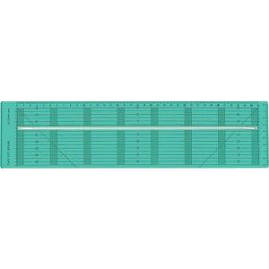 クロバー テープカット定規 57924