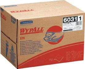 クレシア ワイプオールX70 ポップアップ【60311】(清掃用品・ウエス)