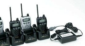アルインコ 連結ツイン充電スタンド【EDC158R】(安全用品・標識・トランシーバー)【S1】
