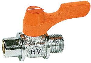ASOH エースボール 内X外ネジ型 PT1/4XPF1/8【BV-1021】(流体継手・チューブ・ボールバルブ)