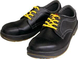 シモン 静電安全靴 短靴 SS11黒静電靴 27.5cm【SS11BKS-27.5】(安全靴・作業靴・静電安全靴)