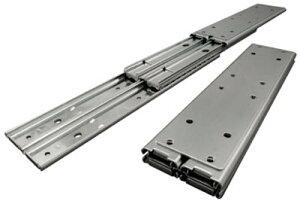 アキュライド ダブルスライドレール711.2mm【C501-28】(機械部品・スライドレール)