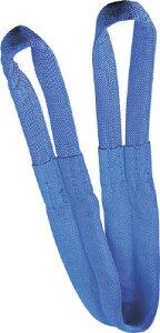 TRUSCO ワイドソフトスリング 65mmX2.5m【TWS05-25】(吊りクランプ・スリング・荷締機・ベルトスリング)