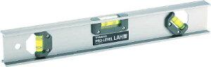 TRUSCO アルミレベル 600mm【LAH-600】(測量用品・水平器)
