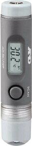 A&D 防水型赤外線放射温度計【AD5617WP】(計測機器・温度計・湿度計)