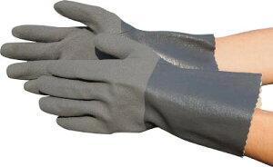 トワロン 耐油ニトリルパワーロング 3L【502-3L】(作業手袋・ニトリルゴム手袋)