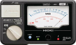 HIOKI メグオームハイテスタ【IR4015-11】(計測機器・電気測定器)