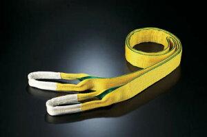 田村 ベルトスリング Zタイプ 4E 100×8.0【ZE1000800】(吊りクランプ・スリング・荷締機・ベルトスリング)