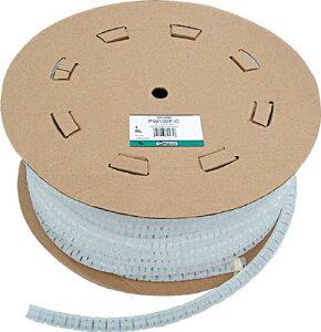 パンドウイット 電線保護材 パンラップ 難燃性白【PW150FR-LY】(梱包結束用品・結束バンド)