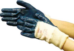アンセル 作業用手袋 ハイライト背抜き M【47-400-8】(作業手袋・すべり止め背抜き手袋)