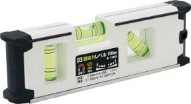 SK 超磁力レベル【ML-100KW】(測量用品・水平器)
