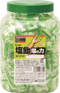 TRUSCO 塩飴 塩の力 750g 青梅味 ボトルタイプ【TNU-750】(冷暖対策用品・暑さ対策用品)