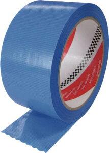 TERAOKA P−カットテープα NO.4100 青 50mmX25M【4100 B-50X25】(テープ用品・養生テープ)