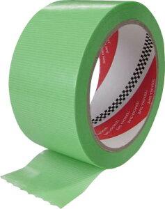 TERAOKA P−カットテープα NO.4100 若葉 50mmX50M【4100 LGR-50X50】(テープ用品・養生テープ)