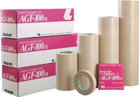 チューコーフロー 粘着テープ ガラスクロス 0.13−19×10【AGF100FR-13X19】(テープ用品・保護テープ)