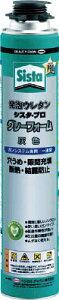 ヘンケル シスタ 発泡ウレタン グレーフォーム 750ml【SGY-750】(接着剤・補修剤・発泡ウレタン)