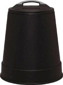 IRIS エココンポスト ブラック IC−130−BK【IC-130-BK】(緑化用品・園芸用品)