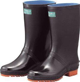 TRUSCO メッシュ軽半長靴 26.5cm【MKN-26.5】(安全靴・作業靴・長靴)