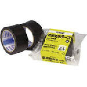 積水 気密防水テープNo.740 50x20 黒【N740K01】(テープ用品・気密防水テープ)