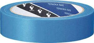TERAOKA P−カットテープ NO.4103 青 30mm×25M【4103 B-30X25】(テープ用品・養生テープ)